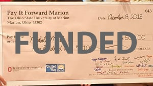 Marion Pay It Forward Project