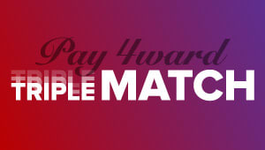 Pay 4ward Triple Match
