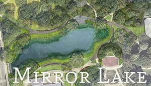 Restoring Mirror Lake Brick Program