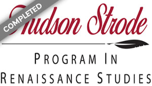 Hudson Strode Program 30th Anniversary Challenge