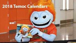 2018 Temoc Calendars