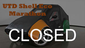 UTD Shell ECO Marathon