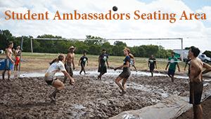 Student Ambassadors - Davidson-Gundy Alumni Center
