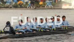 The Tufts Rowing Alumni Hudson 8+ Fundraiser