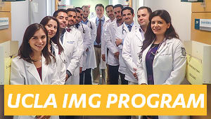 *NEW STRETCH GOAL* UCLA International Medical Graduate Program