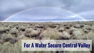 Modernizing Irrigation Systems for a Water Secure Central Valley