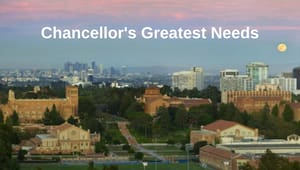 Establish Our Legacy: Chancellor's Greatest Needs