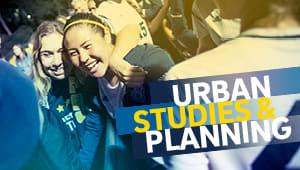 Urban Studies and Planning Student Initiative