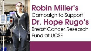 A Patient Pushes Cancer Research Forward