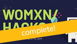 2019 Womxn Hacks