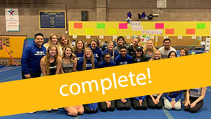 UCSB Cheerleading - $5,000 in 30 Days!