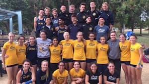 UC Santa Cruz NCAA Cross Country