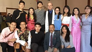 Students for a Free Tibet 2019 Tibetan New Years Celebration!