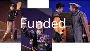 Professional Theater Training in England - Scholarships
