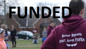 Help get UMass Quidditch to Regionals
