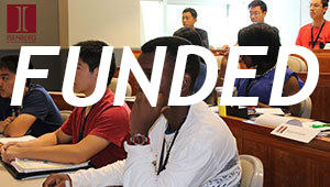 Closing the Opportunity Gap - Support Isenberg C.A.M.P.