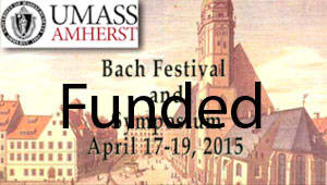 UMass Amherst Bach Festival and Symposium