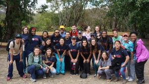 Global Medical Brigades at UNC Charlotte