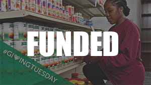 #GivingTuesday: Jamil Niner Student Pantry