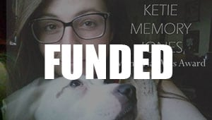 Ketie Memory Jones Memorial Arts Award