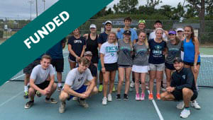 UNCW Club Tennis Fundraising