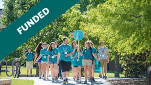 UNCW Orientation Leaders Attend SROW