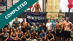 Bringing Home the Trophy: UNCW CrossFit Club