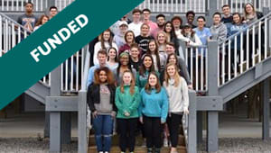 UNCW's Orientation Leaders attend SROW 2019