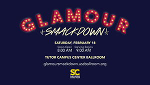 Glamour Smackdown Dance Competition