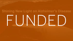 Shining New Light on Alzheimer's Disease