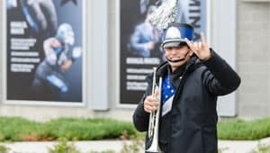 Warm Up the Band: Help the UB Marching Band Purchase New Coats