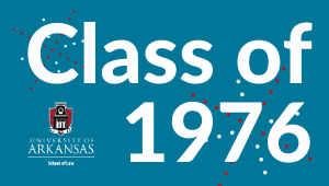 1976 Class Challenge for Law School Scholarships