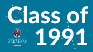 1991 Class Challenge for Law School Scholarships