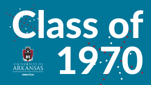 1970 Class Challenge for Law School Scholarships