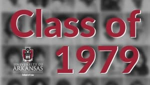 1979 Class Challenge: School of Law Reunion 2019