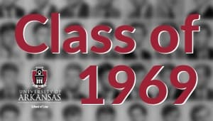 1969 Class Challenge: School of Law Reunion 2019