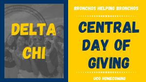 Delta Chi- Bronchos Helping Bronchos