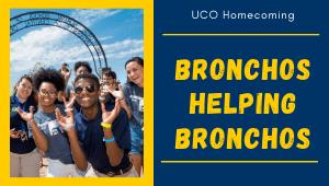 Bronchos Helping Bronchos