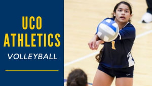UCO Volleyball