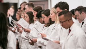 College of Medicine: Sponsor a White Coat 2020