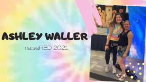 Ashley Waller 2021