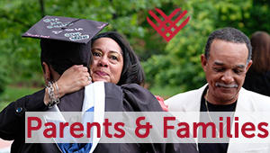 Giving Tuesday: UMW Parents & Families