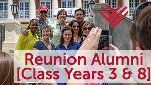 Giving Tuesday: UMW Reunion Alumni