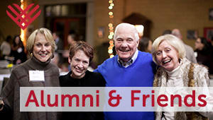 Giving Tuesday: UMW Alumni & Friends