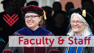 Giving Tuesday: UMW Faculty and Staff