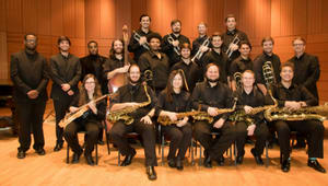 The Mississippians Jazz Ensemble: European Tour