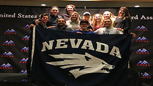 Nevada Ski Team - Nationals