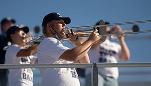 Wolf Pack Marching Band