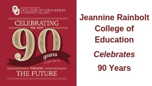 College of Education 90th Anniversary Campaign