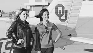 Flying Sooners - Women's Race Team